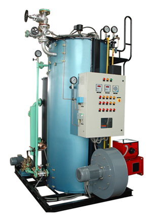 Steam Boilers, Oil & Gas Fired Smoke Tube Type Steam Boilers ...