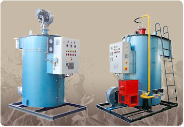 Oil and Gas fired Hot Water Generators